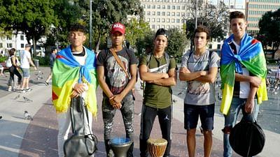 Espagne : les enfants migrants de Barcelone