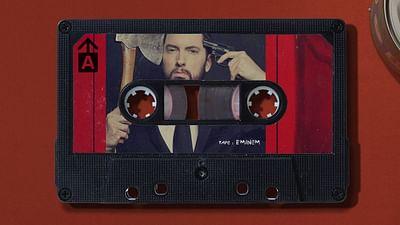 TAPE : Eminem