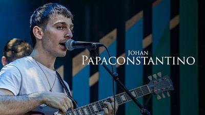 Johan Papaconstantino à We Love Green