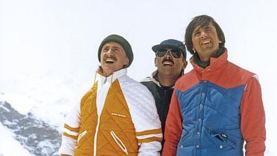 Blow up - Sports d'hiver et cinéma