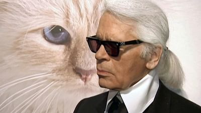 Karl Lagerfeld, une icône hors norme
