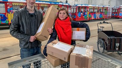 Xenius - E-commerce : la logistique du dernier kilomètre