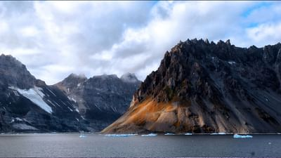 Norvège : Svalbard, sentinelle du climat
