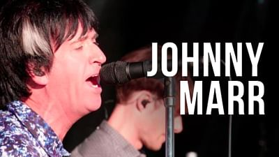 Johnny Marr au Cabaret Vert (2019)