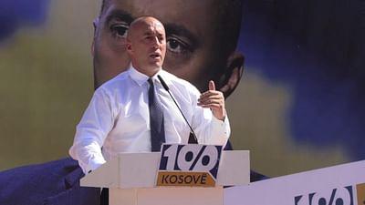 Kosovo : Haradinaj, un accusé en campagne