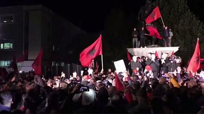 Kosovo : la longue route d'Albin Kurti jusqu'au pouvoir