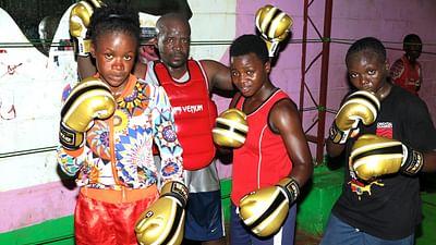 GEO Reportage - Zambie, les championnes du ring