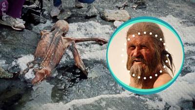 Ötzi, l'homme de glace