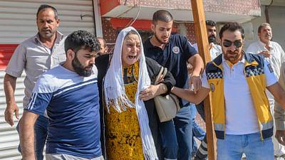 Turquie : les Kurdes face à l'offensive