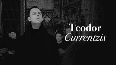 Teodor Currentzis à la Sainte-Chapelle