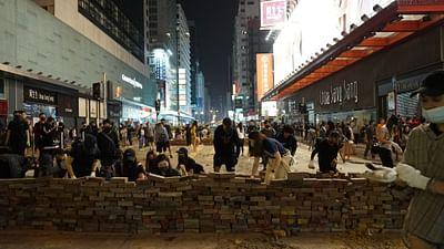 Hong Kong : dans la gueule du dragon