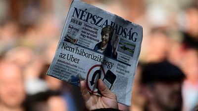 Hongrie : une presse aux ordres