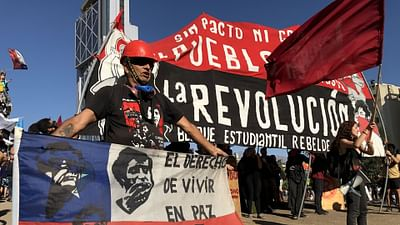 Chili : un pays en ébullition