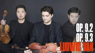 Les Trios à cordes n°4 et 5 de Beethoven à la Folle Journée