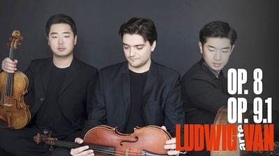 Les Trios à cordes n°3 et 2 de Beethoven à la Folle Journée