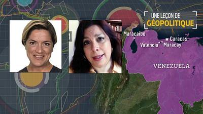 Paula Vasquez Lezama - Le chaos vénézuélien à l'heure du Covid-19