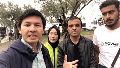 Camp de Moria: de la solidarité entre réfugiés