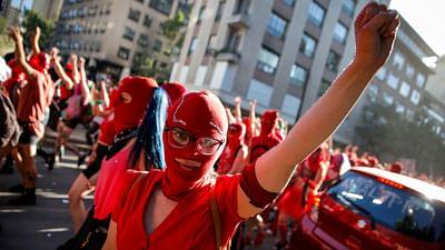 """Chili : """"Nous continuerons à manifester"""""""