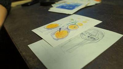 16 octobre : dessiner pour supporter la prison