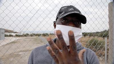 """Réfugiés à Lesbos : """"Le nouveau Moria est pire que l'ancien"""""""