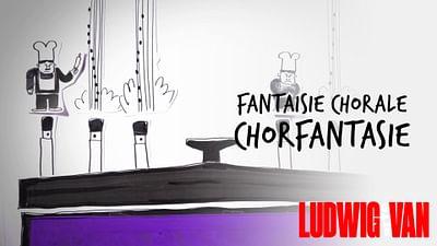 Fantaisie pour piano, choeur et orchestre