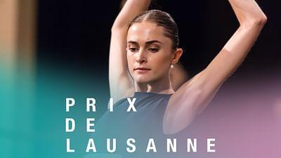 48ème Prix de Lausanne – Répétitions du mardi après-midi