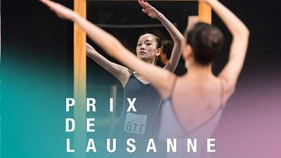 48ème Prix de Lausanne – Répétitions du mercredi matin
