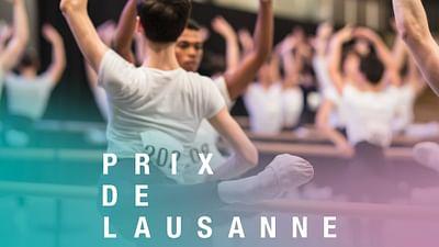 48ème Prix de Lausanne – Répétitions du mercredi après-midi