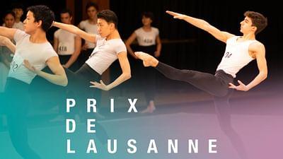 48ème Prix de Lausanne – Répétitions du jeudi matin