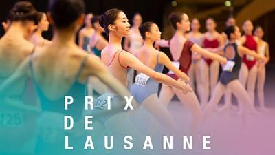 48ème Prix de Lausanne – Répétitions du jeudi après-midi