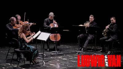 Beethoven : Sextuor pour cors et quatuor à cordes