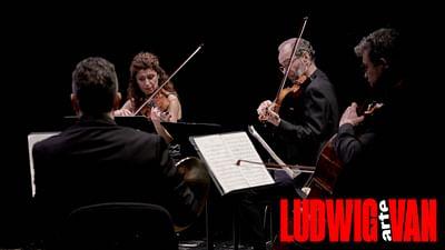 Beethoven : Quatuor à cordes n°7