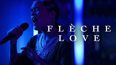 Flèche Love en Concerts Volants