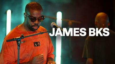 James BKS en Concerts Volants