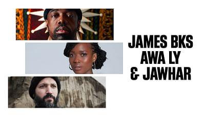 Awa Ly, Jawhar et James BKS en Concerts Volants