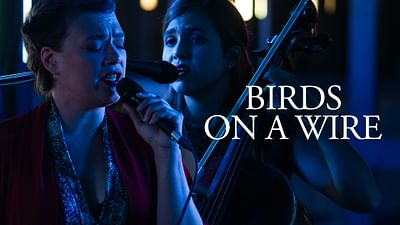 Birds on a Wire en Concerts Volants