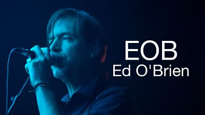 Ed O'Brien - Echoes With Jehnny Beth