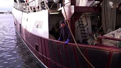 Les pêcheurs irlandais face au Brexit