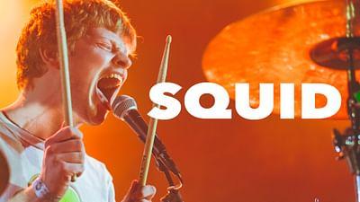 Squid à La Route du Rock Hiver (2020)