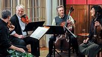 Le quatuor en streaming