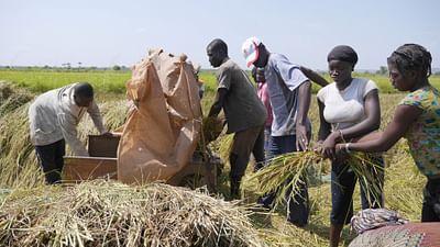 Yenepa, une famille burkinabè