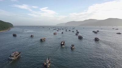 Russie: Nord-Coréens, la dernière pêche