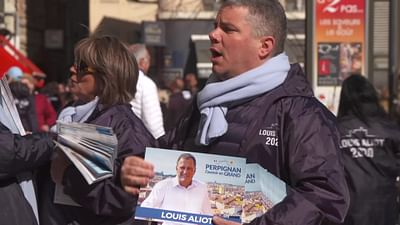 L'extrême droite en embuscade à Perpignan