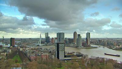 Rotterdam, le plus grand port d'Europe