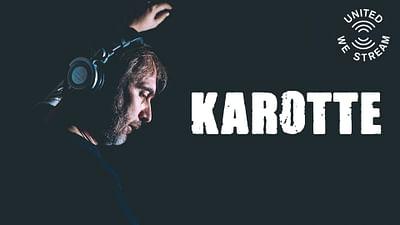 DJ Karotte à Stuttgart (Fridas Pier)