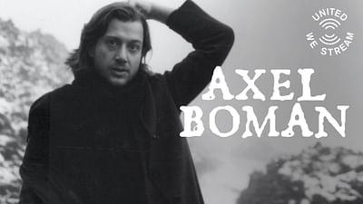 Axel Boman à Stockholm (Trädgården)