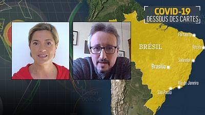 COVID-19, une leçon de géopolitique #02 - Le Brésil face au virus