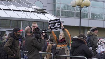 Grande-Bretagne: Global Assange