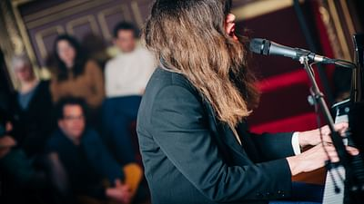 Shannon Wright à ARTE Concert fait son Piano Day
