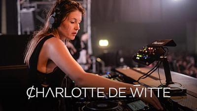 Charlotte de Witte - Time Warp Restream